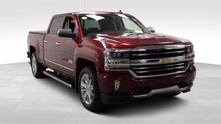 2017 Chevrolet Silverado 1500 High Country Crew-Cab 4x4 Mags Cuir Navigation