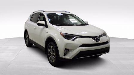 2016 Toyota RAV4 Hybrid XLE Awd Mags Toit-Ouvrant Caméra Bluetooth                    à Saguenay