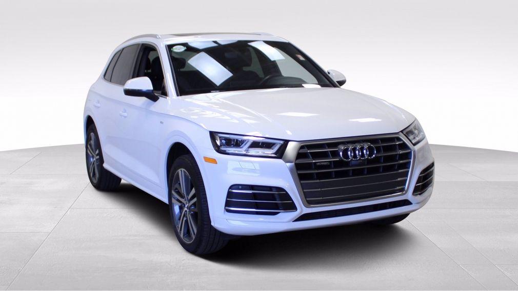 2018 Audi Q5 Technik S-Line Awd Cuir Toit-Panoramique Navigatio #