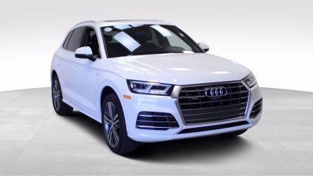2018 Audi Q5 Technik S-Line Awd Cuir Toit-Panoramique Navigatio
