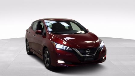 2018 Nissan Leaf SL Mags A/C Gr-Électrique Navigation Bluetooth                    à Saguenay