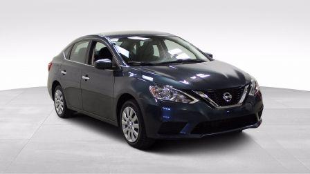 2017 Nissan Sentra S A/C Gr-Électrique Bluetooth Lecteur CD                    à Saguenay