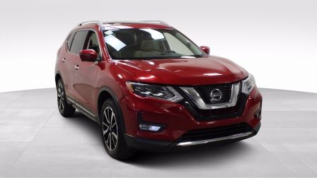 2017 Nissan Rogue SL Awd Cuir Toit-Panoramique Navigation Mags
