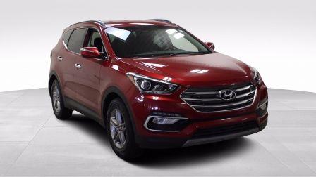 2018 Hyundai Santa Fe Sport Awd Prémium Mags Caméra Bluetooth                    à Saguenay