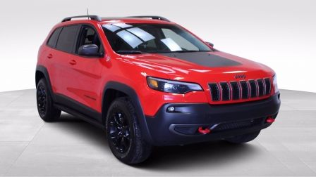 2019 Jeep Cherokee Trailhawk 4x4 Cuir Toit-Panoramique Navigation                    à Saguenay