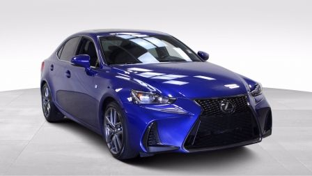 2017 Lexus IS 200T F-Sport Cuir Mags Toit-Ouvrant Caméra Bluetooth