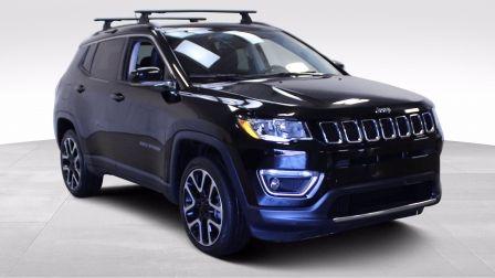 2017 Jeep Compass Limited 4X4 Mags Cuir Toit-Panoramique Navigation                    à Saguenay