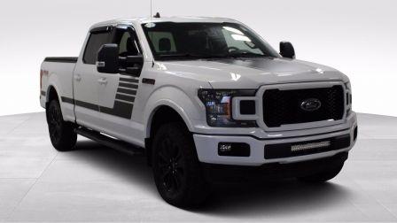 2019 Ford F150 FX4 Crew-Cab 4X4 3.5L Mags Caméra Bluetooth                    à Saguenay