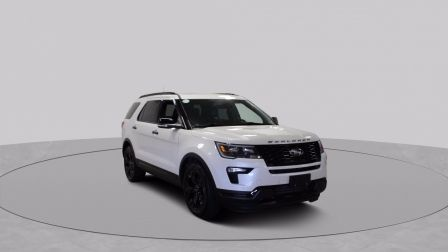 2019 Ford Explorer Sport Awd Cuir Toit-Panoramique Navigation Caméra