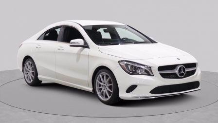 2018 Mercedes Benz CLA250 4Matic A/C Gr-Électrique Cuir Mags Bluetooth                    à Vaudreuil