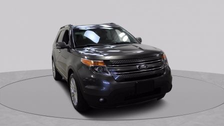 2015 Ford Explorer  Limited Awd Cuir Toit-Panoramique Navigation