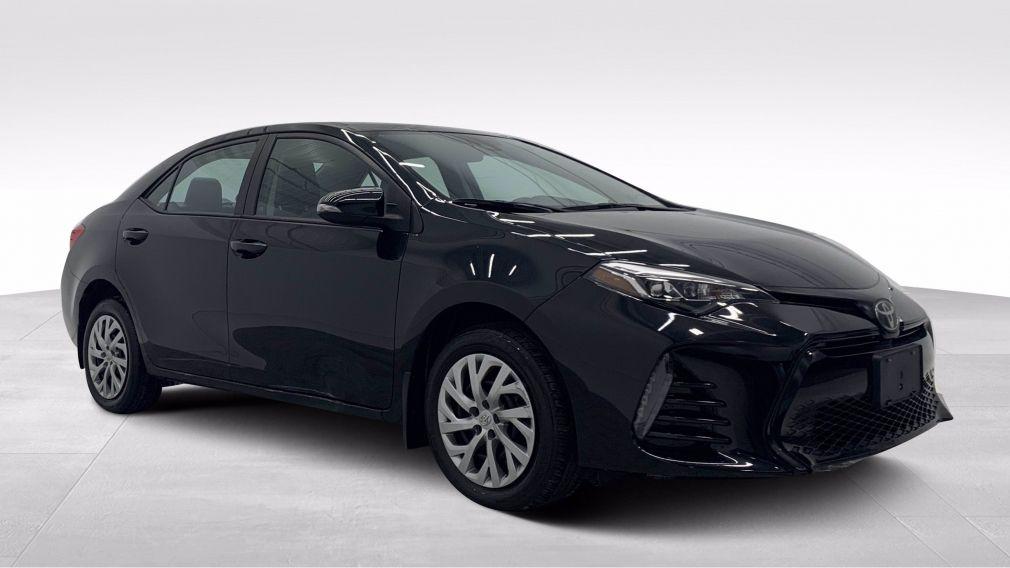 2017 Toyota Corolla SE** CAMERA DE RECUL* BLUETOOTH* RIMS* BANC CHAUFF #