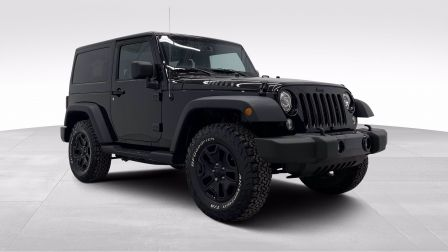 2018 Jeep Wrangler Willys Wheeler* BLUETOOTH* MAGS* CRUISE*