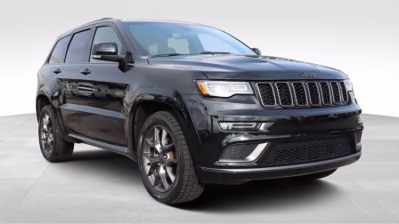 2020 Jeep Grand Cherokee Limited X GPS + CUIR + TOIT + DÉMARREUR + MAGS                    à Vaudreuil