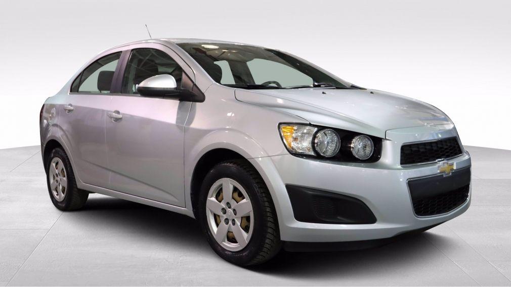 2016 Chevrolet Sonic LT AUTO+A/C+ENS.ELEC.+MAGS +++ #