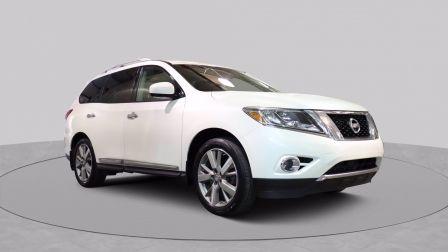 2016 Nissan Pathfinder Platinum GPS + AWD + TOIT PANO + MAGS !!!                    à Saint-Jérôme