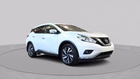 2016 Nissan Murano Platinum TOIT PANO+A/C+CUIR+MAGS+++