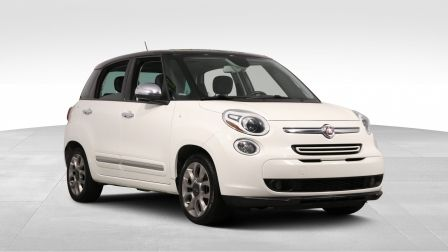 2014 Fiat 500L LOUNGE GR ELECT CUIR TOIT PANO MAGS CAM RECUL                    à Longueuil