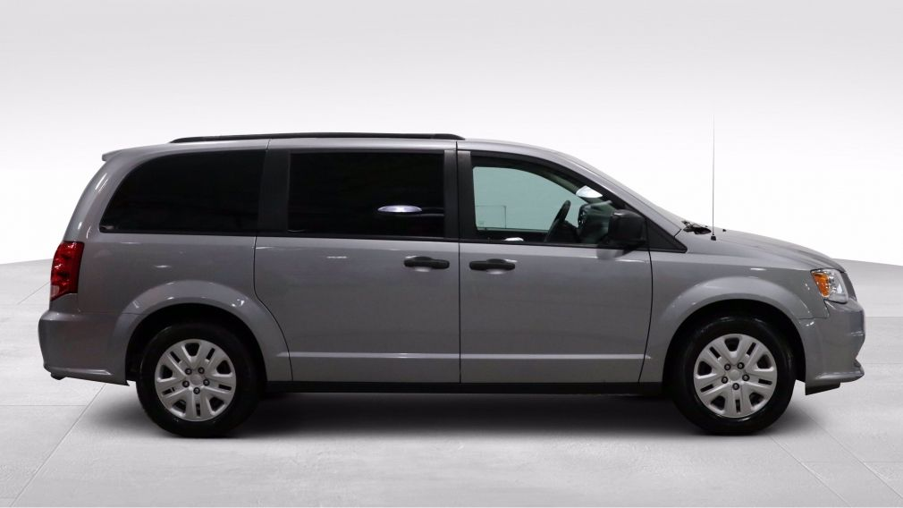 2018 Dodge GR Caravan Canada Value Package #