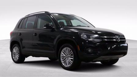 2015 Volkswagen Tiguan COMFORTLINE 4MOTIONS AUTO A/C GR ELECT TOIT PANO M