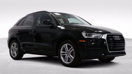 2016 Audi Q3 Komfort A/C CUIR TOIT GR ELECT MAGS BLUETOOTH                    à Sherbrooke
