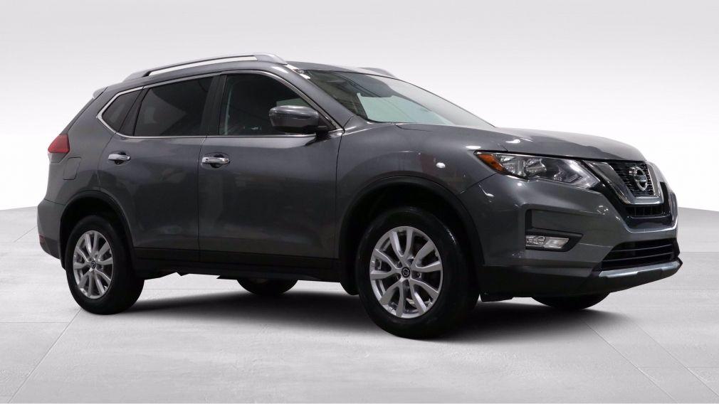 2017 Nissan Rogue SV #