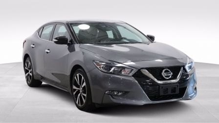 2018 Nissan Maxima SV V6 AUTO A/C GR ÉLECT CUIR NAV MAGS CAM RECUL