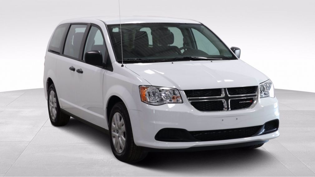2020 Dodge GR Caravan SE #