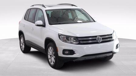 2017 Volkswagen Tiguan Wolfsburg Edition                    à Vaudreuil