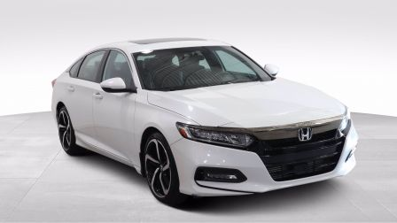 2019 Honda Accord SPORT AUTO A/C GR ÉLECT CUIR TOIT MAGS CAM RECUL                    à Vaudreuil