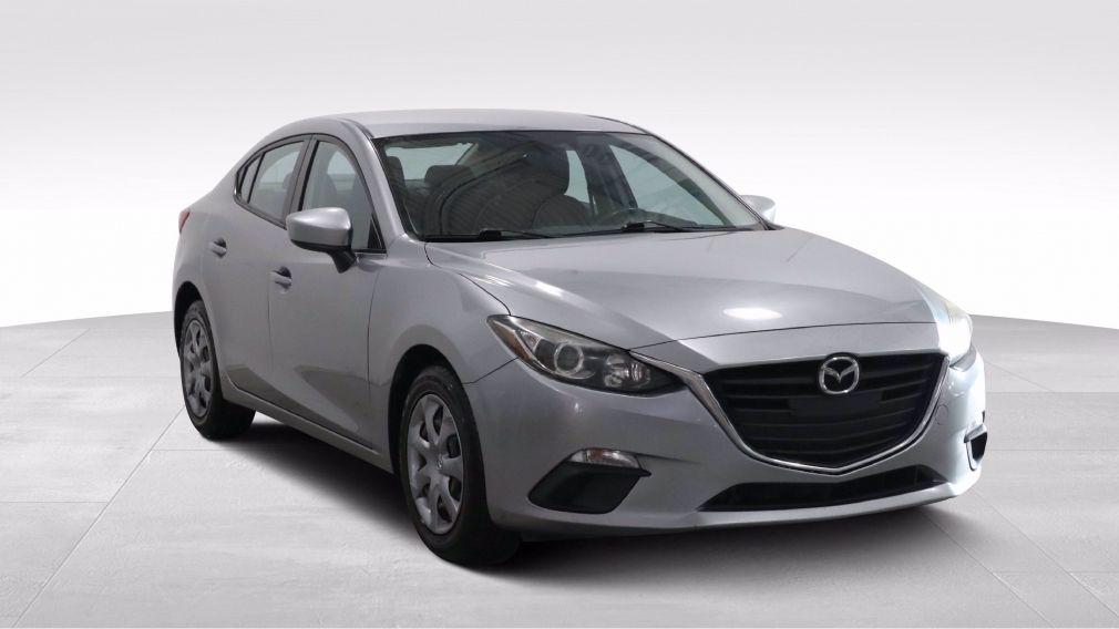 2015 Mazda 3 GX A/C BLUETOOTH #