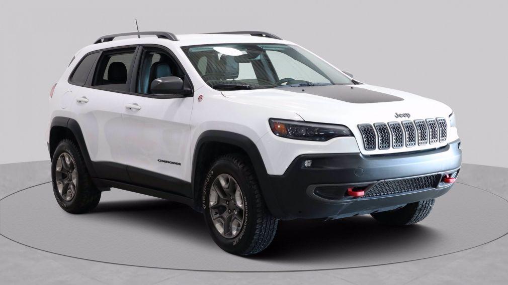 2019 Jeep Cherokee TRAILHAWK 4X4 AUTO A/C CUIR MAGS CAM RECUL RECUL #