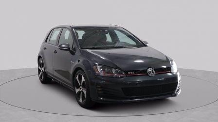 2016 Volkswagen Golf AUTOBAHN TOIT NAV MAGS BLUETOOTH CAMERA RECUL                    à Vaudreuil