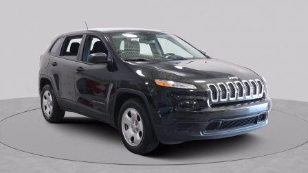 2015 Jeep Cherokee SPORT AUTO A/C GR ELECT CAM RECUL BLUETOOTH                    à Vaudreuil