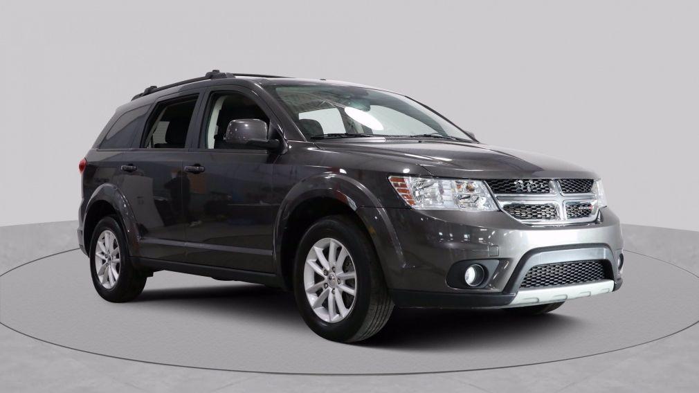 2017 Dodge Journey SXT AWD AUTO A/C GR ELECT DVD MAGS CAM RECUL #