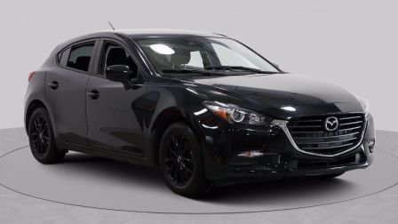 2018 Mazda 3 GX AUTO A/C GR ELECT MAGS CAMERA BLUETOOTH                    à Vaudreuil
