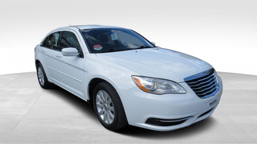 2013 Chrysler 200 LX AUT A/C MAGS 4 CYL GR ELECTRIQUE #