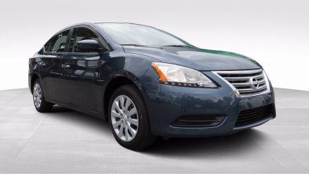 2015 Nissan Sentra S AUT A/C BLUETOOTH GR ELECTRIQUE                    à Drummondville