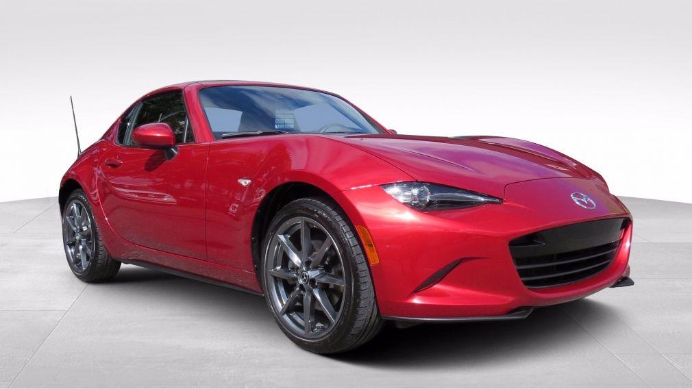 2017 Mazda MX 5 RF GT AUT A/C MAGS CUIR NAVI BLUETOOTH GR ELECTRIQ #