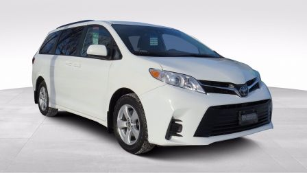2020 Toyota Sienna LE AUT A/C MAGS CAMERA 8 PASS BLUETOOTH GR ELECTRI                    à Sherbrooke