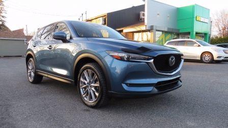 2019 Mazda CX 5 GT AUT AWD A/C MAGS CUIR CAMERA TOIT NAVI                    à Sherbrooke