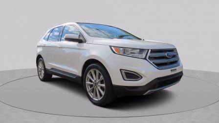 2017 Ford EDGE Titanium Toit Pano GPS CUIR                    à Saguenay