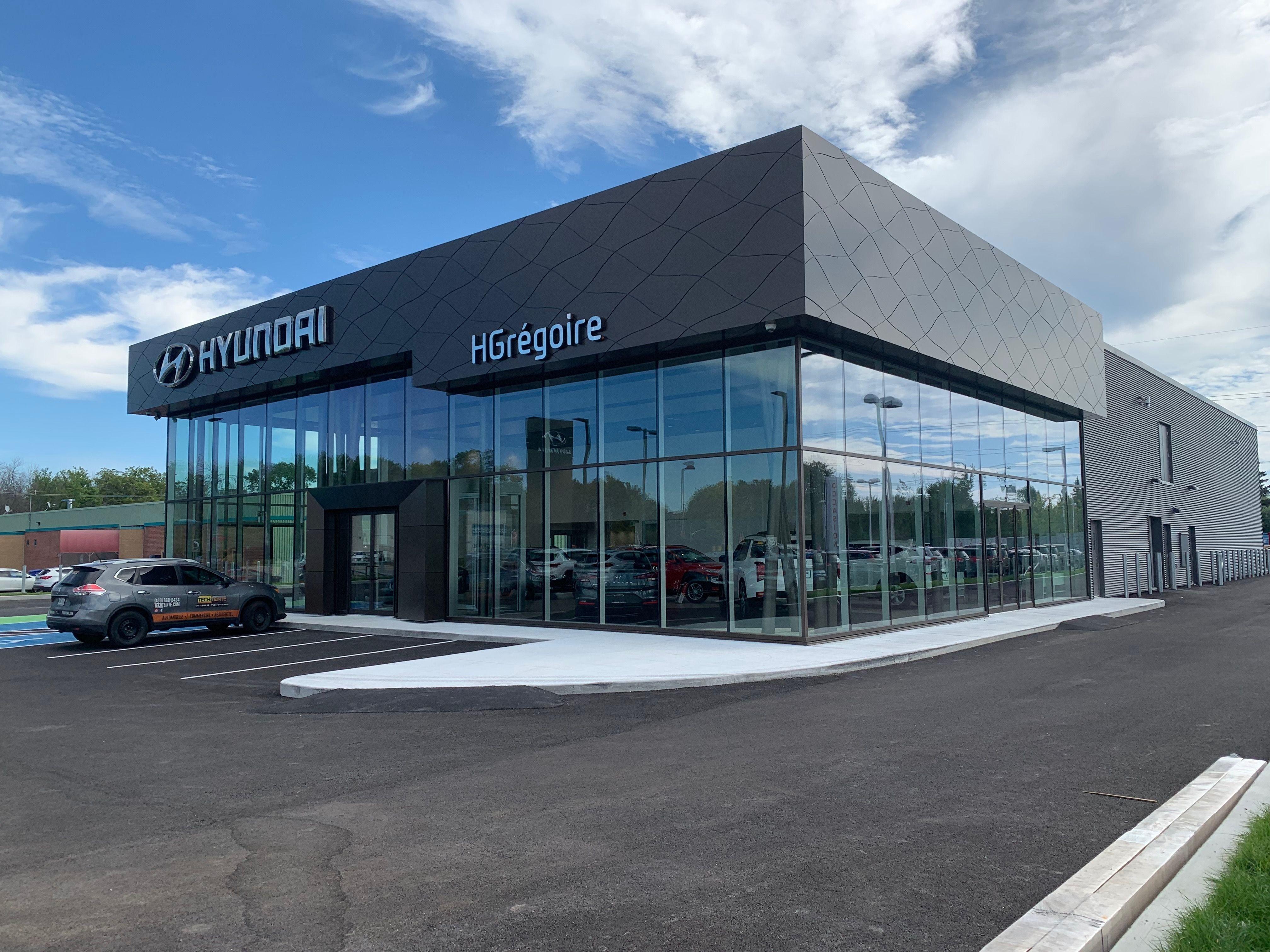 Nissan Ile Perrot >> Hgregoire Opens Hyundai Dealership On Ile Perrot Hgregoire